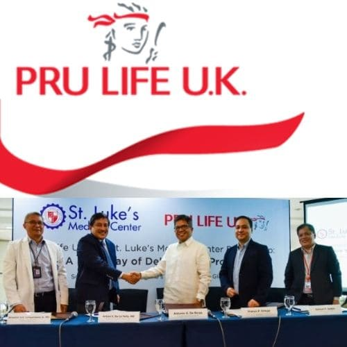 Pru life Insurance Corporation of the UK  (Philippines). inc