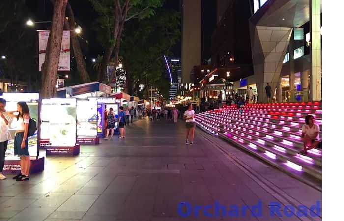 image result for orchard road