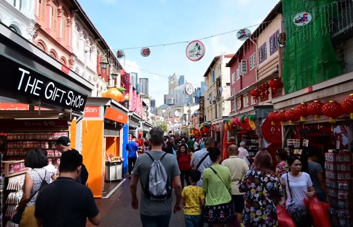image result for chinatown singapore