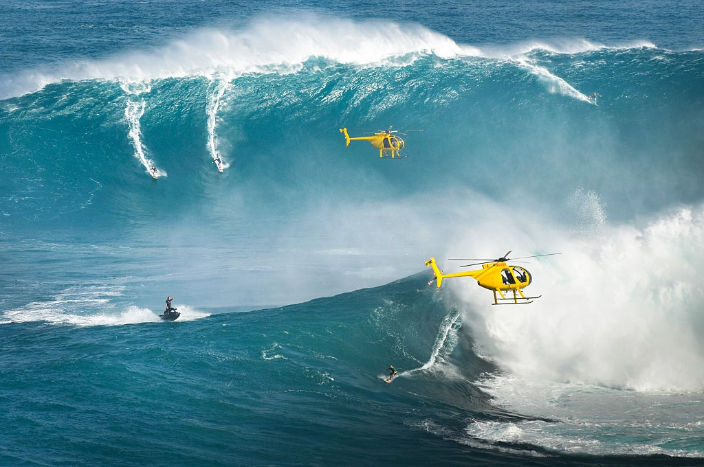 Maui Helicopter Tours