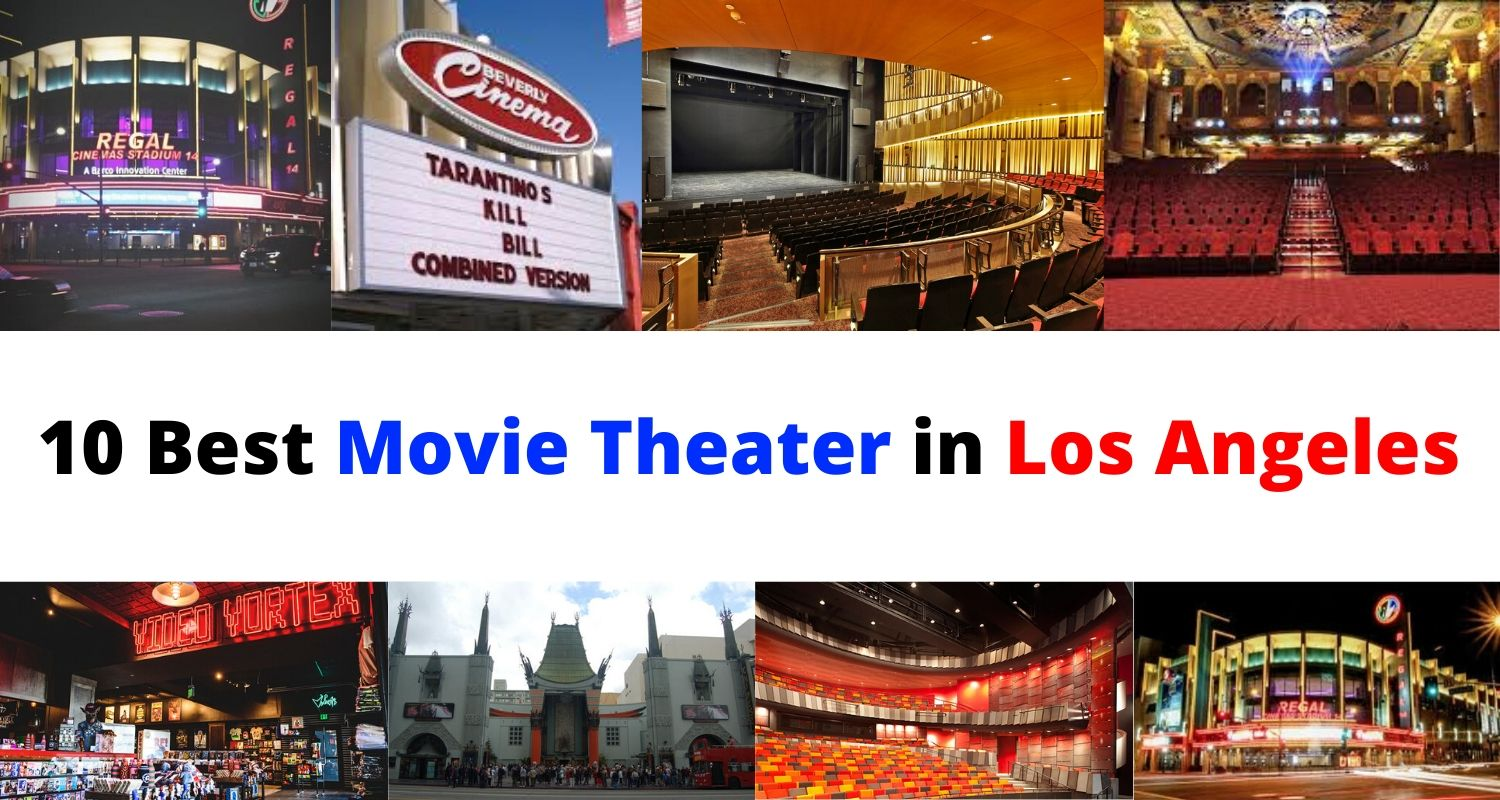 Movie Theater in Los Angeles