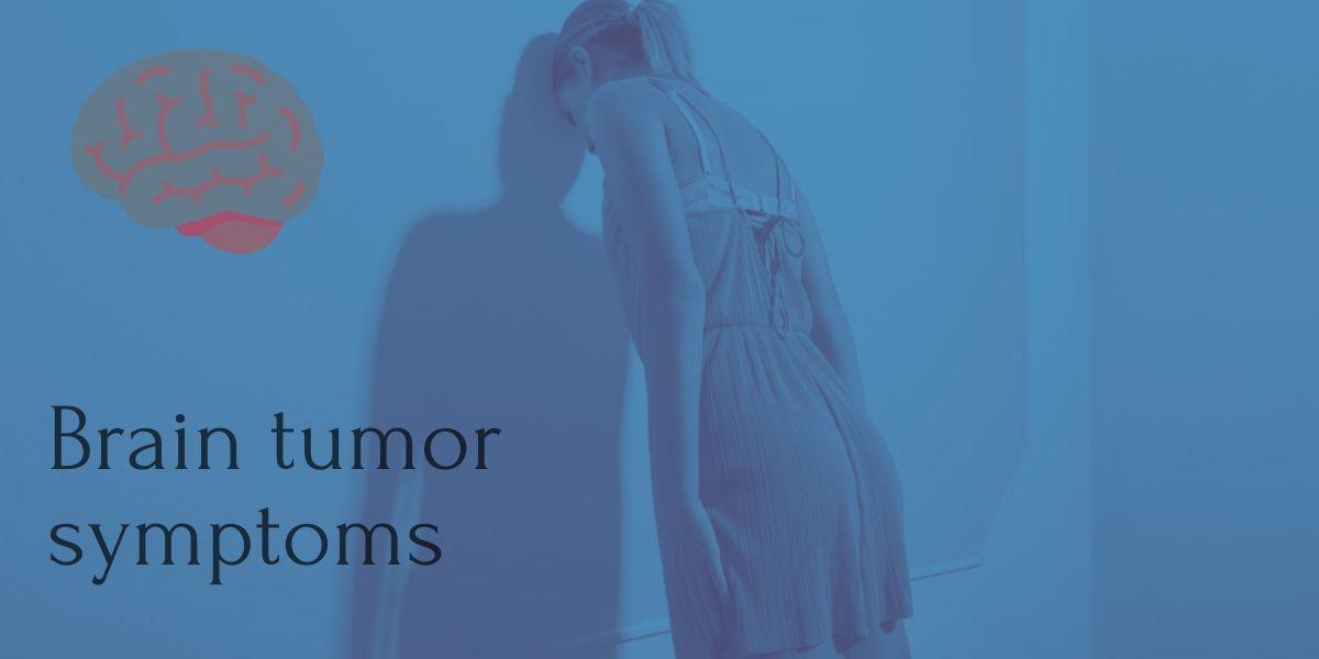 image result for Brain tumor symptoms in women