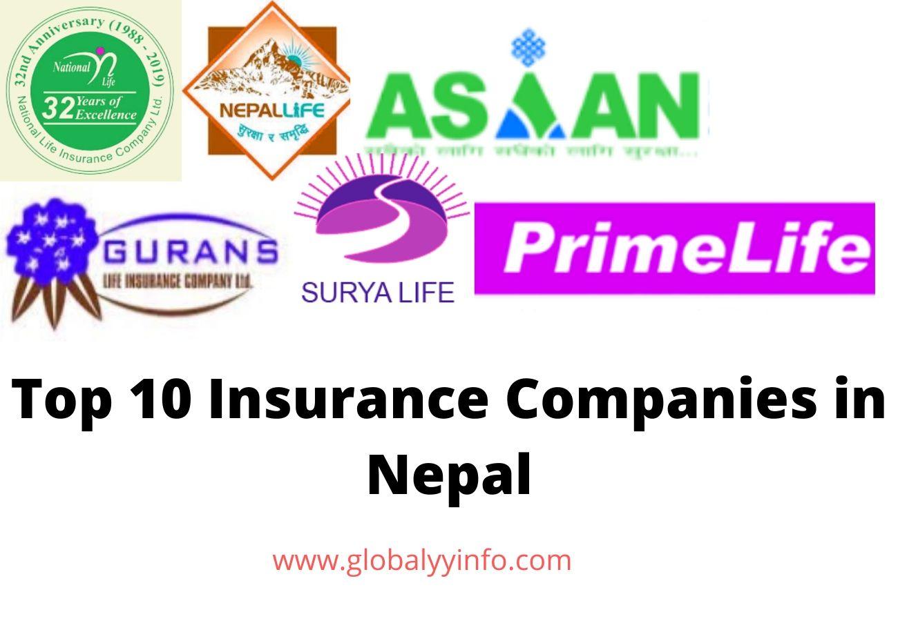 Top 10 Insurance Companies In Nepal 2020 Globally Info