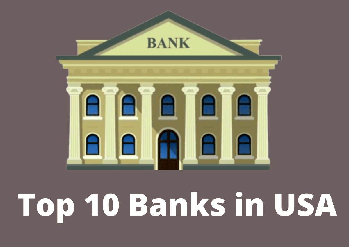 top 10 banks in USA