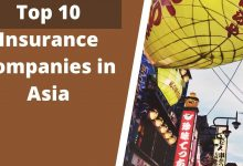 Top Insurance Companies in Asia​
