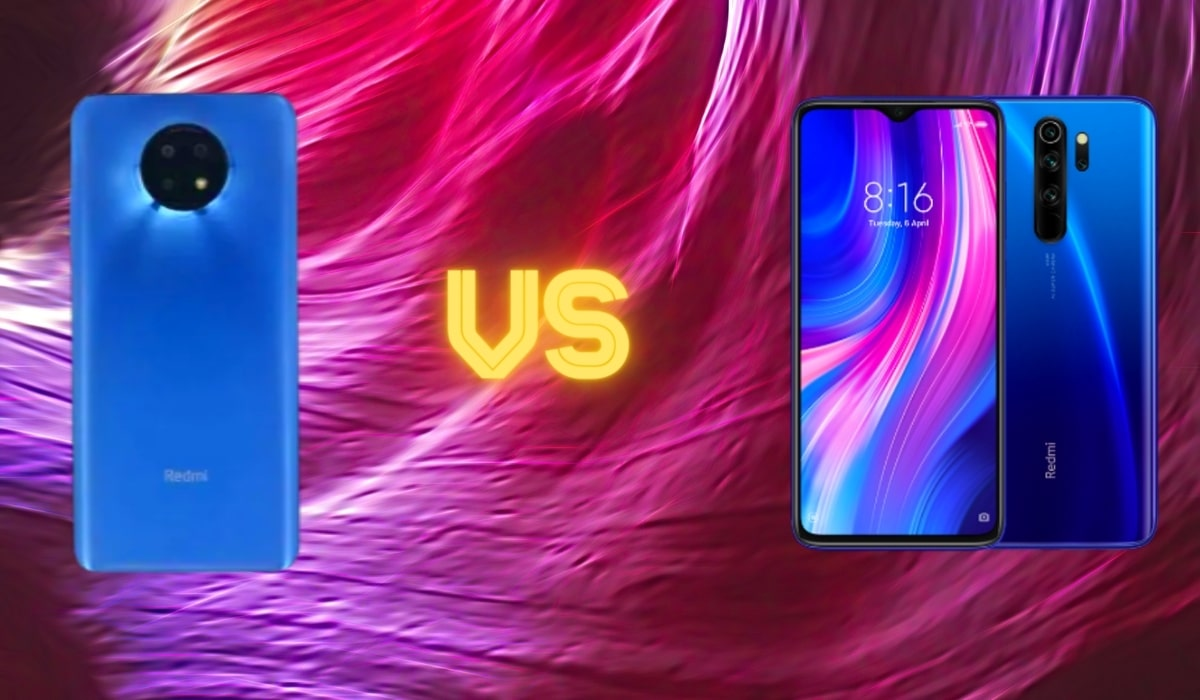 Difference between Redmi Note 9 and Redmi Note 8 Pro