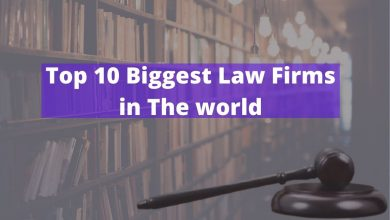Top Law Firms in The world