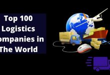 top logistics companies in the world