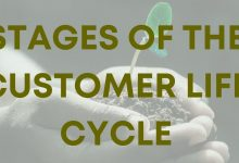 stages of customer life cycle